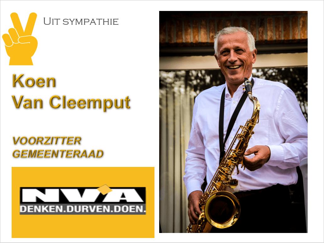 Koen Van Cleemput
