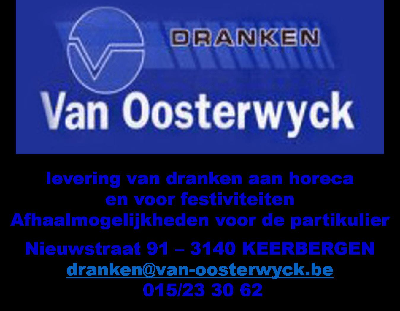 Van Oosterwijck