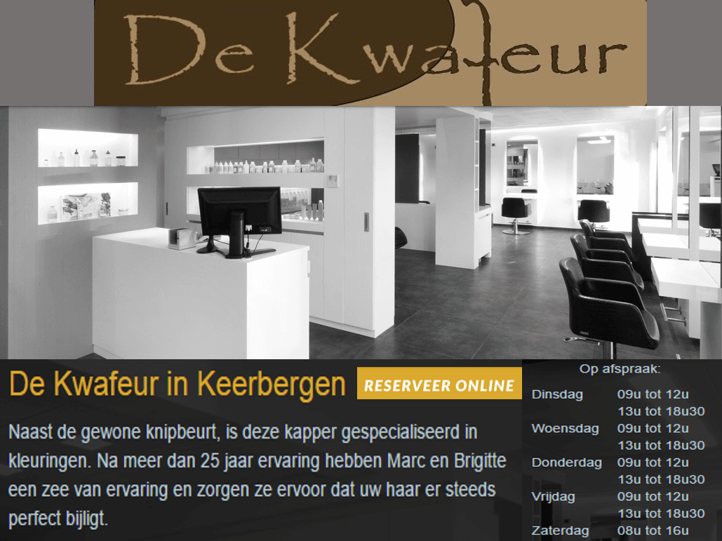 De Kwafeur